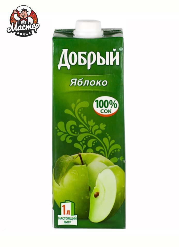 Добрый яблоко_logo